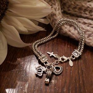 Jewelry - Elegant Charm Bracelet